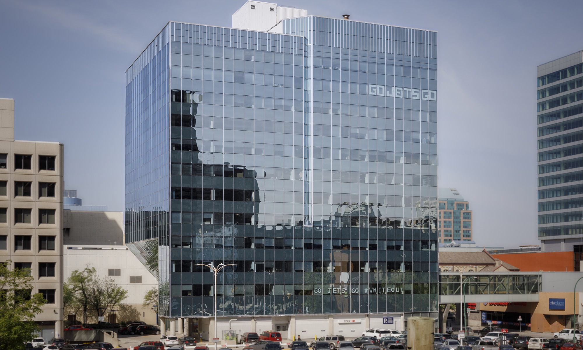 Cibinel Architecture Ltd 330 St Mary Avenue Curtain Wall Remediation